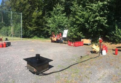 Brandschutzschulung für Brandschutzhelfer